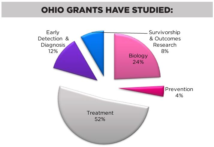 Government breast cancer funding